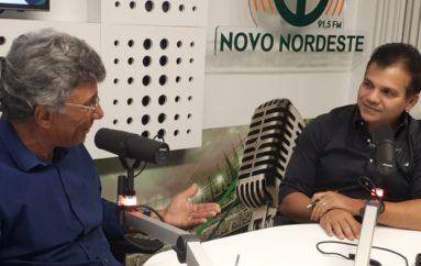 Ricardo Nezinho confirma desejo, mas evita antecipar discussão sobre prefeitura de Arapiraca