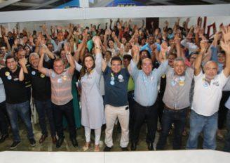 Ricardo Nezinho amplia apoio da classe empresarial em Arapiraca