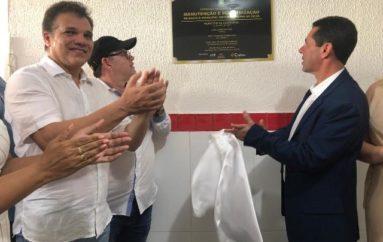 Deputado Ricardo Nezinho parabeniza Craíbas pelos seus 37 anos e destaca atuação de Ediel