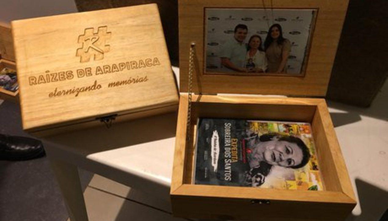 Projeto Raízes teve sua segunda edição neste domingo (21) em Arapiraca