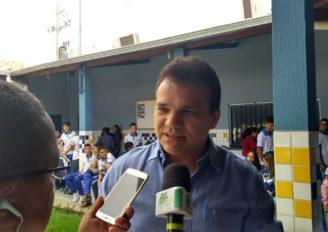 """""""Alagoas está sendo bem cuidada"""", afirma Ricardo Nezinho"""