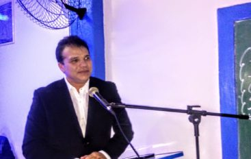 Deputado Ricardo Nezinho participa da festa dos 38 anos do Alcoólicos Anônimos