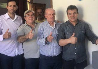 Ex-vereador é reconduzido à presidência do MDB Arapiraca