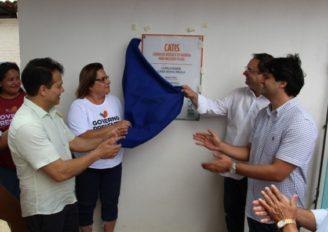 Comunidade de Arapiraca recebe Centro de Acesso à Tecnologia para Inclusão Social Destaque