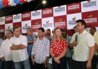 Nezinho parabeniza governo pela entrega de 11 km de rodovia em Craíbas