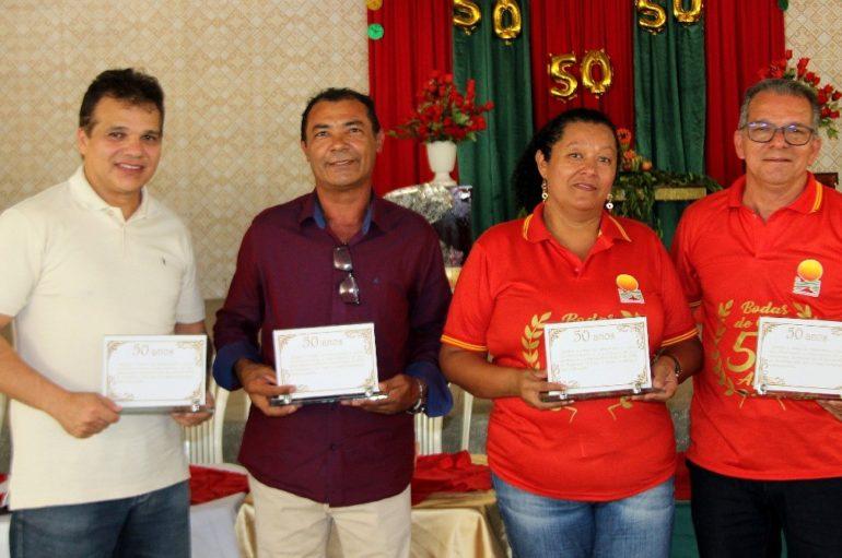Ricardo Nezinho parabeniza sindicato pelos 50 anos em defesa dos agricultores