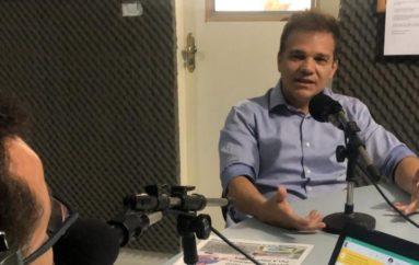 Ricardo diz que povo de Arapiraca vive esperança de dias melhores