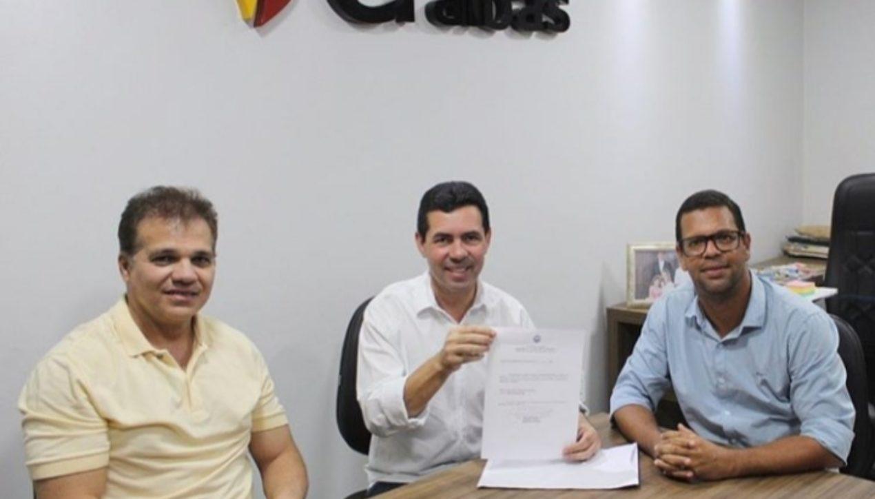 Deputado Ricardo Nezinho destina emenda impositiva de 320 mil reais para Craíbas