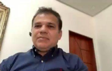 Ricardo Nezinho pede implantação, em Arapiraca, de estrutura para atender infectados com o coronavírus