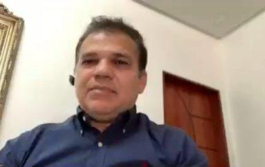 Ricardo Nezinho defende utilização de agentes do PSF no combate ao coronavírus