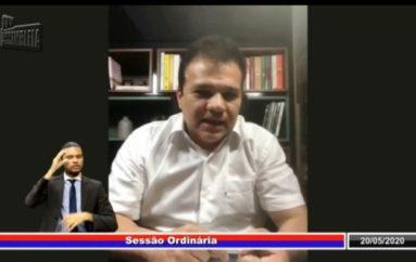 Ricardo Nezinho defende a participação do PSF no combate à Covid-19