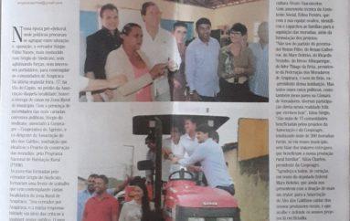 Vereador uniu governos federal, estadual e municipal em prol da população de Arapiraca