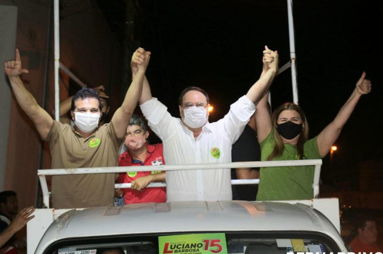 Luciano Barbosa realiza caravana em comunidades de Arapiraca