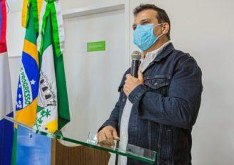 Ricardo Nezinho destaca importância do SUS em inauguração de Complexo Multiprofissional de Saúde em Arapiraca