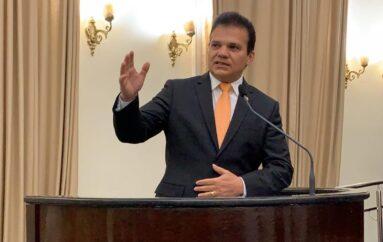 Ricardo Nezinho apresenta sugestão ao Governo para construção do Hospital do Idoso