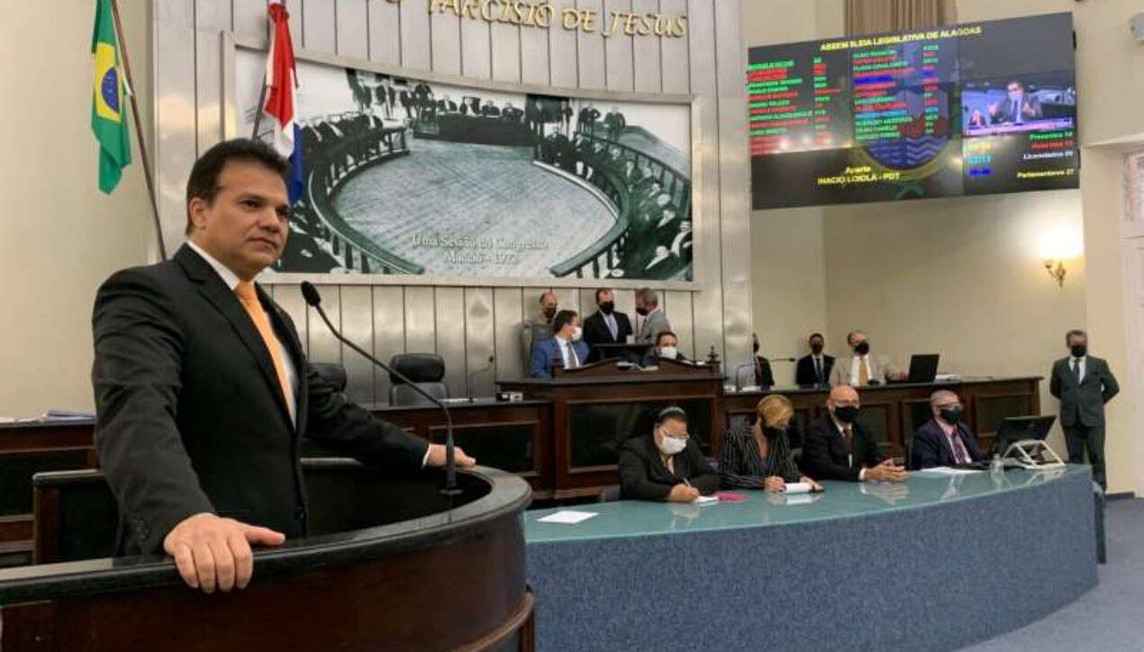 Ricardo Nezinho sugere ao Governador a construção do Hospital do Idoso