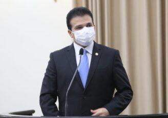Ricardo Nezinho apresenta projeto sobre diretrizes da Política Estadual da Pessoa Idosa