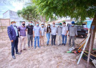 Prefeito Luciano autoriza início da 55ª obra pública em Arapiraca